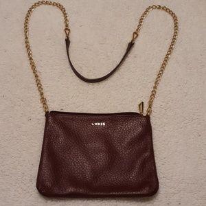Lodis Emily 5-n-1  Leather Handbag